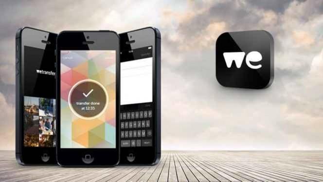 Foto's en video's van je iPhone en iPad versturen met WeTransfer voor iOS