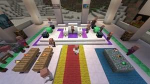 Test de Minecraft terreinontwikkelaar met nieuwe snapshot 14w17a