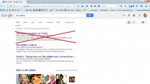 Zo verwijder je zoekresultaten in Google
