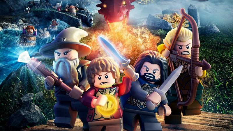 LEGO The Hobbit: naar Midden-aarde met een vleugje Minecraft