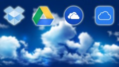 Dropbox, Google Drive, OneDrive of iCloud: wie is de koning van de cloud?