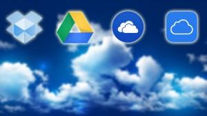 Dropbox, Google Drive, OneDrive of iCloud: wie is de koning van de cloud?