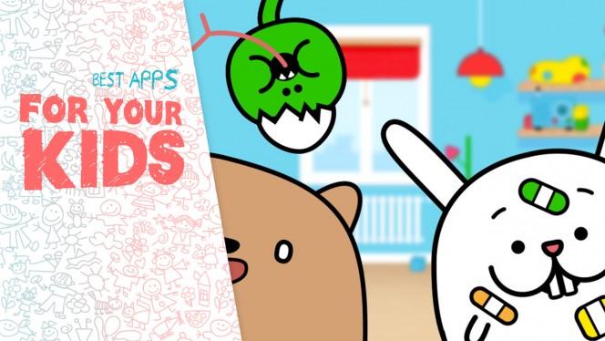 De beste iPad-apps voor je kinderen: spelen met de wetenschap