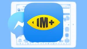 Gebruik IM+ als een alternatief voor Facebook Messenger