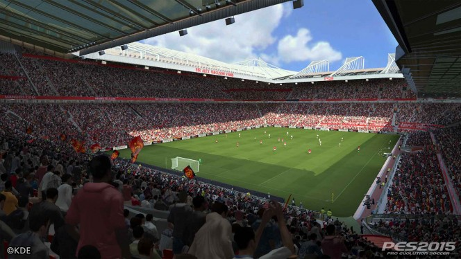 Video PES 2015: 8 minuten gameplay