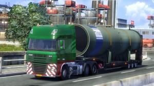 Euro Truck Simulator 2: nieuwe DLC met zware ladingen binnenkort beschikbaar
