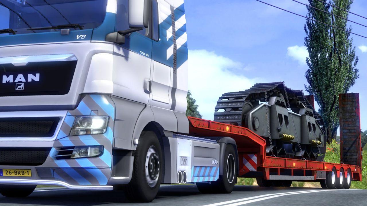 Euro Truck Simulator 2 update 1.12 vanaf vandaag beschikbaar