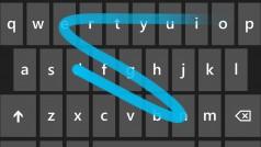 Windows Phone: leer je Word Flow-toetsenbord nieuwe woorden
