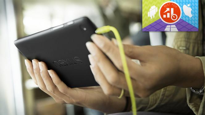 Tijd is geld! De tien beste Android-apps voor onderweg