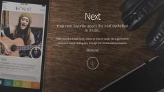 """Next: de """"Tinder"""" voor muziek verschijnt in de App Store"""
