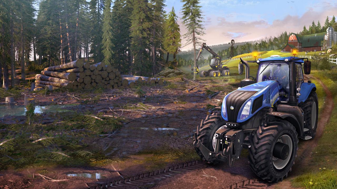 Farming Simulator 15 voor Windows vanaf nu beschikbaar