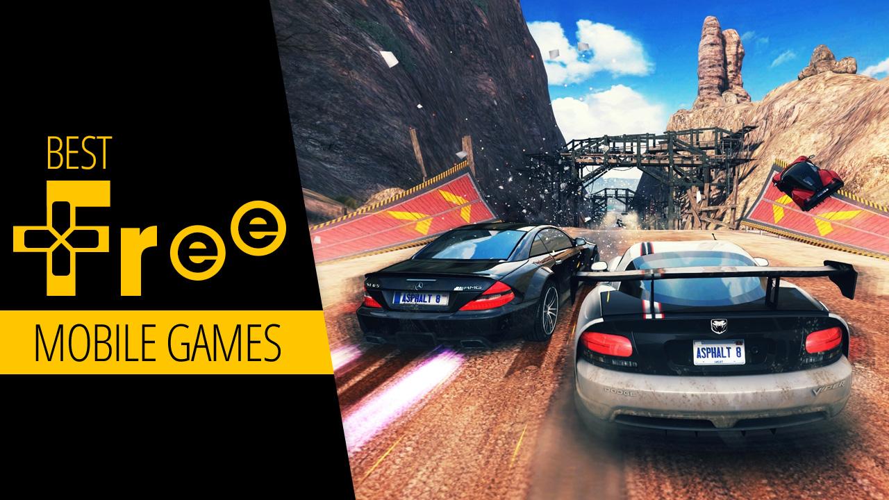 De beste gratis racegames voor iOS, Windows Phone en Android
