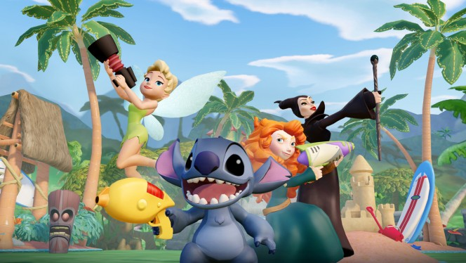 Spider-Man, Maleficent, Aladdin: de 10 beste personages van Disney Infinity 2.0