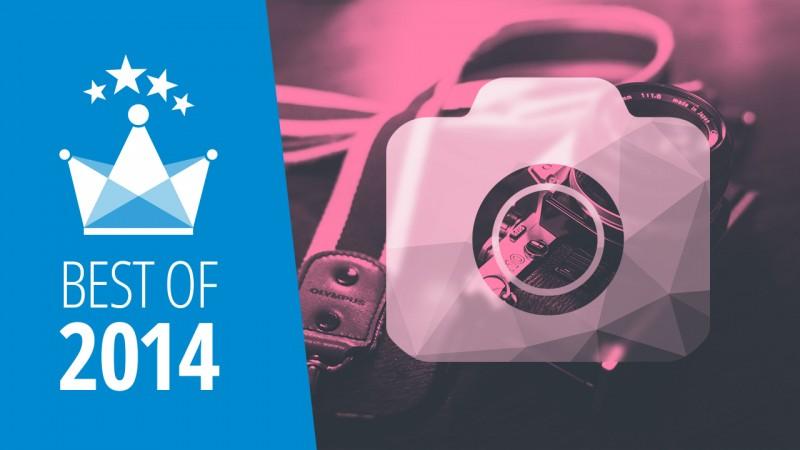 De beste apps van 2014: Foto & Video