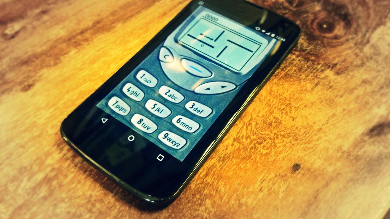Snoer je smartphone de mond en word gelukkiger