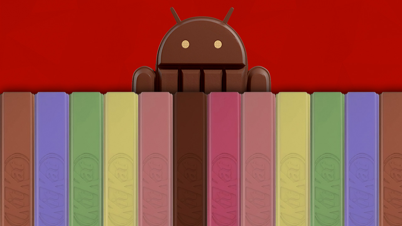 Android 4.4 KitKat の新しい機能