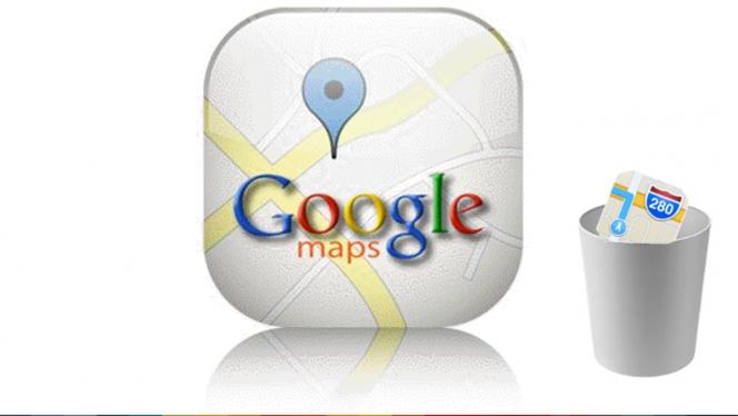 AppleのマップがGoogle Mapsに及ばない3つの理由