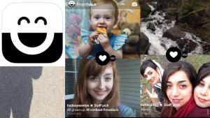 話題の両面撮りカメラアプリFrontbackのAndroid版がついに登場!