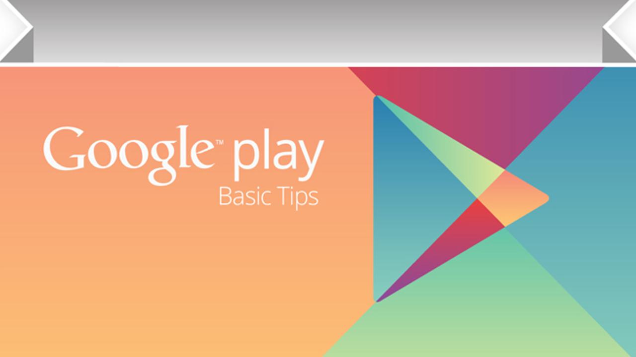 Google Playの基本パート1: Google Playは無料?