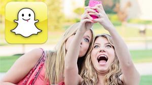 Snapchatで動画を送る方法