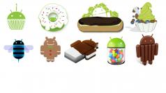 知ってた?Android の「お菓子」なコードネーム
