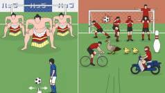 サッカーってよくわかんなーい…という女子でも楽しめるサッカーゲームアプリ