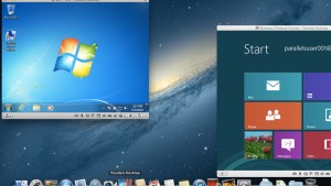 Mac上でWindowsが使えちゃうParallels Desktop 10 for Mac