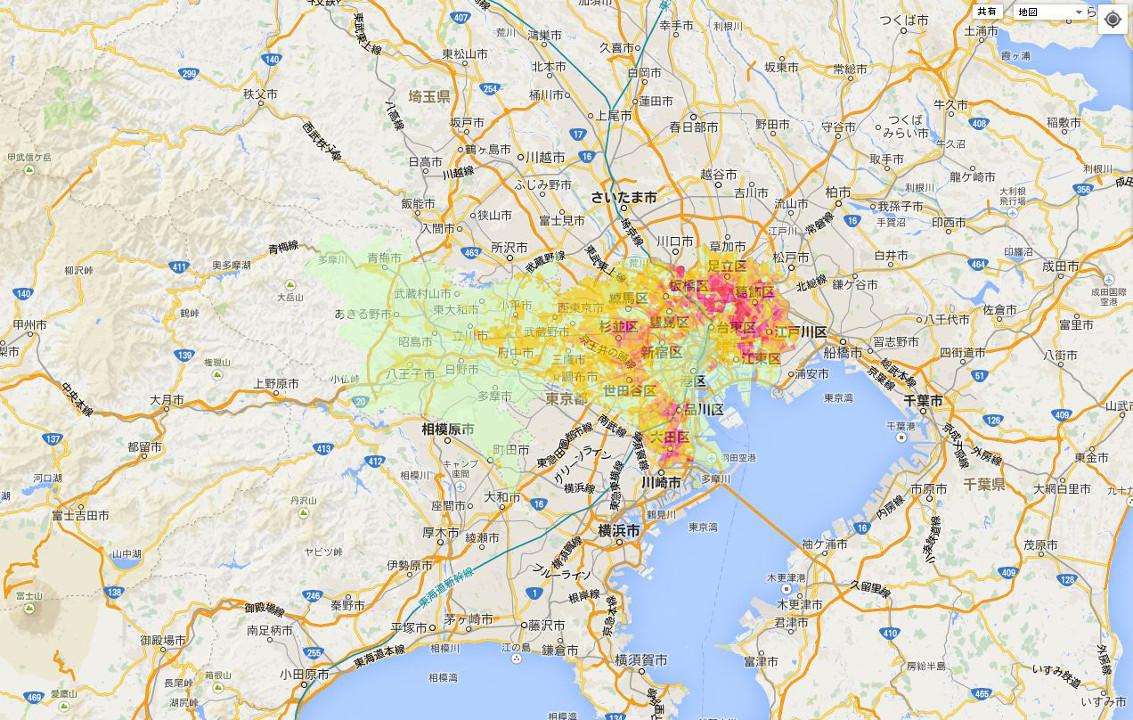 いざという時あわてないために 全国の避難場所もチェックできるGoogle防災マップ