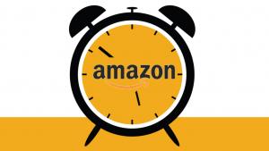 Amazon公式アプリで本日の特選商品などの「タイムセール通知」を配信開始