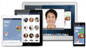 iPad版LINEアプリが登場 ログインでスタンプ・友だちリストを引き継ぎ利用可能
