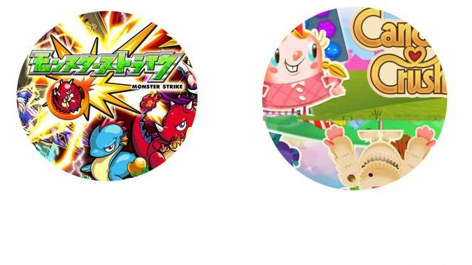 キャンディークラッシュ×モンスターストライク対談、日常的に楽しめるゲームの魅力