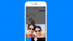 Facebookメッセンジャーの写真撮影機能が改善?