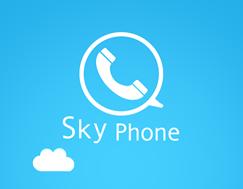 感情まで伝える?!超高音質な無料通話「SkyPhone」登場 @maskin