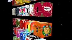 板野友美、GLAY他参加 Twitterにプレゼントが毎日1つ届くクリスマスボックス
