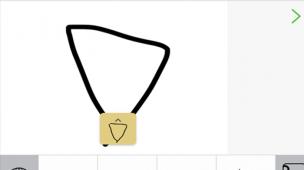 「△」で「ピザ食べたい」を入力 iOS8用キーボード「Mazec」で字形から変換