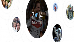 「Twitterの2014年」が発表 ウーマン村本が芸能部門トップ