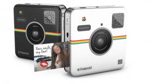 インスタグラム風Polaroidカメラが1月15日発売 Android OSも搭載