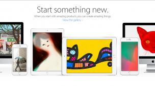 iPhoneで制作された作品ギャラリー「新しい何かを始めよう」をアップルが公開