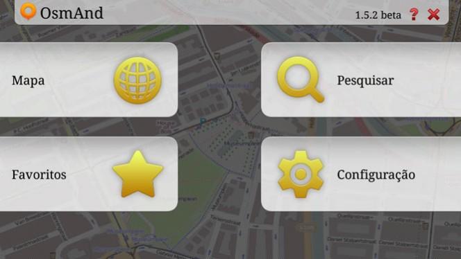 Como usar o mapa GPS sem internet no celular Android
