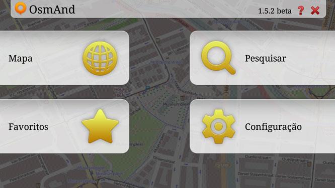 Como usar mapas offline no Android