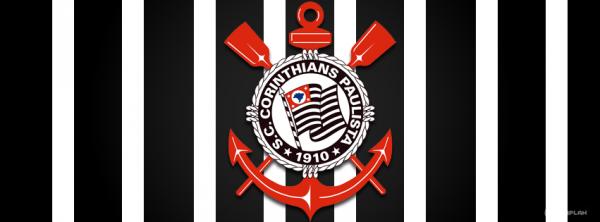 Imagem do Corinthians para a capa do Facebook