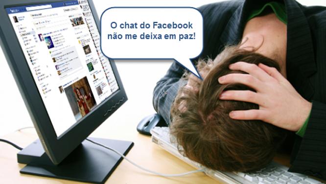 Como bloquear contatos no chat do Facebook