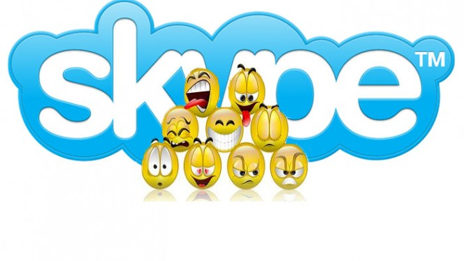 Emoticons escondidos Skype