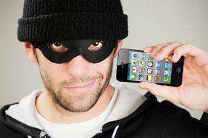 Resultado de imagem para celular roubado