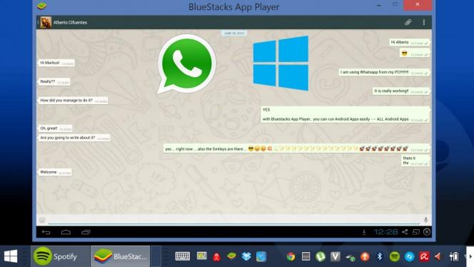 Aprenda como usar o WhatsApp no PC