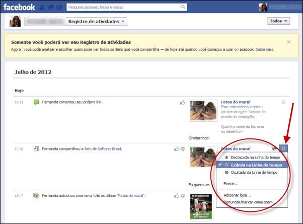 Tag Como Postar Fotos Na Linha Do Tempo Do Facebook
