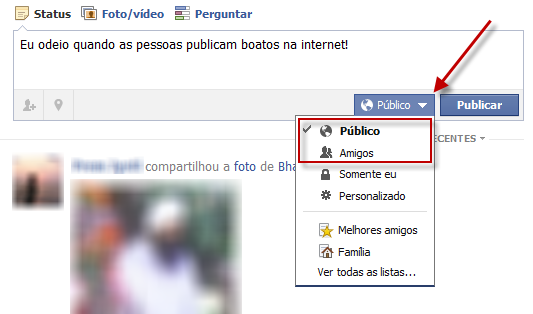 Facebook: é Verdade Que Todo Mundo Pode Ver As Suas