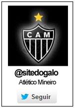 Siga o Atlético Mineiro no Twitter
