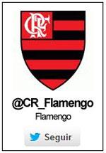 Siga o Flamengo no Twitter