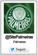 Siga o Palmeiras no Twitter